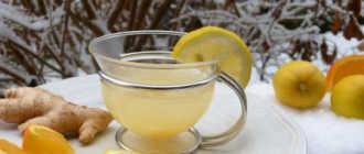 Зимний чай: рецепты