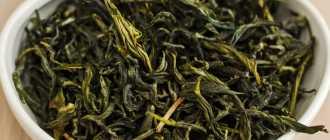 Мао Фэн: зеленый чай с Желтой горы