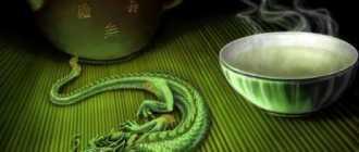 Чай Зеленый Дракон: истинный вкус зеленого чая