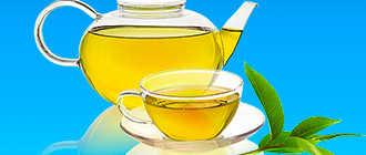 Зеленый чай повышает или нет давление