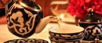 Казахстанский чай, развитие чайной культуры в Казахстане